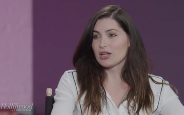 Trace Lysette (Hollywood Reporter screenshot)