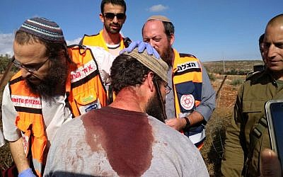 IDF: Settlers attacked in northern West Bank, shoot Palestinian dead