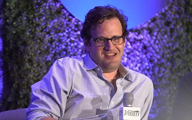 Television producer Andrew Kreisberg (YouTube screenshot)