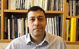 Israel's Ambassador to Macedonia Dan Oryan (YouTube screenshot)