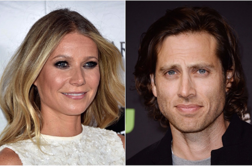 Gwyneth Paltrow has a fiancé now