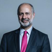 UK Labour Party spokesman on Middle East affairs Fabian Hamilton. (Courtesy UK Parliament/CC-SA-3.0)