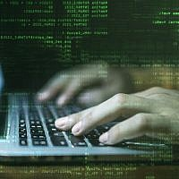 Illustrative: A hacker at work (supershabashnyi, iStock by Getty Images)