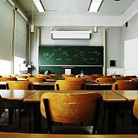 Illustrative image of an empty classroom. (Gloda/iStock by Getty images)