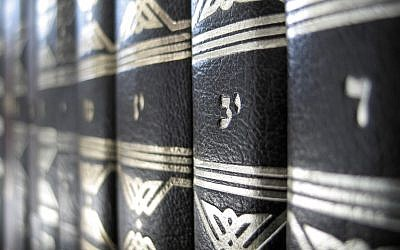 Illustrative: Books of the Talmud. (iStock)