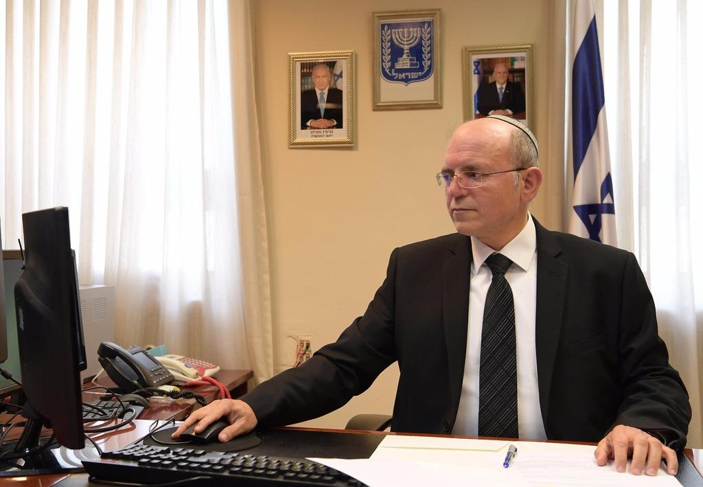 Slikovni rezultat za Meir Ben-Shabat,
