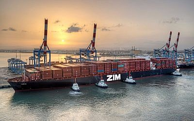 Shipping giant Zim has successfully experimented with a blockchain to create an electronic bill-of-lading (Warhaftig Venezian)