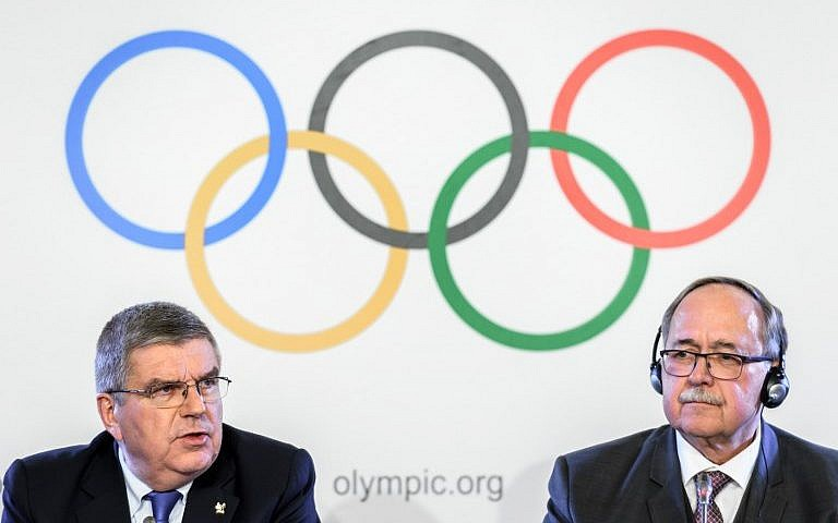 Russian Federation  banned from 2018 Winter Olympics