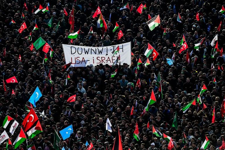 AFP/Yasin Akgul