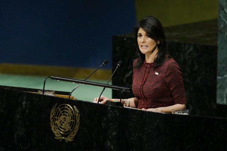 Nikki Haley Embarrassed America by Bullying UN: Ex-NATO Ambassador
