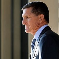 Michael Flynn, former national security advisor to US President Donald Trump, leaves following his plea hearing at the Prettyman Federal Courthouse December 1, 2017 in Washington, DC. (Chip Somodevilla/Getty Images/AFP)
