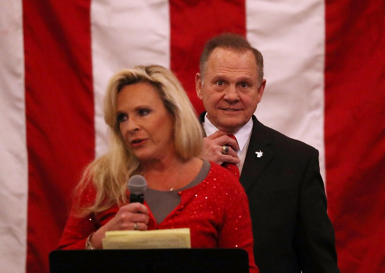 Bay Area tech exec raises $159,0000 in fundraiser for Roy Moore accuser