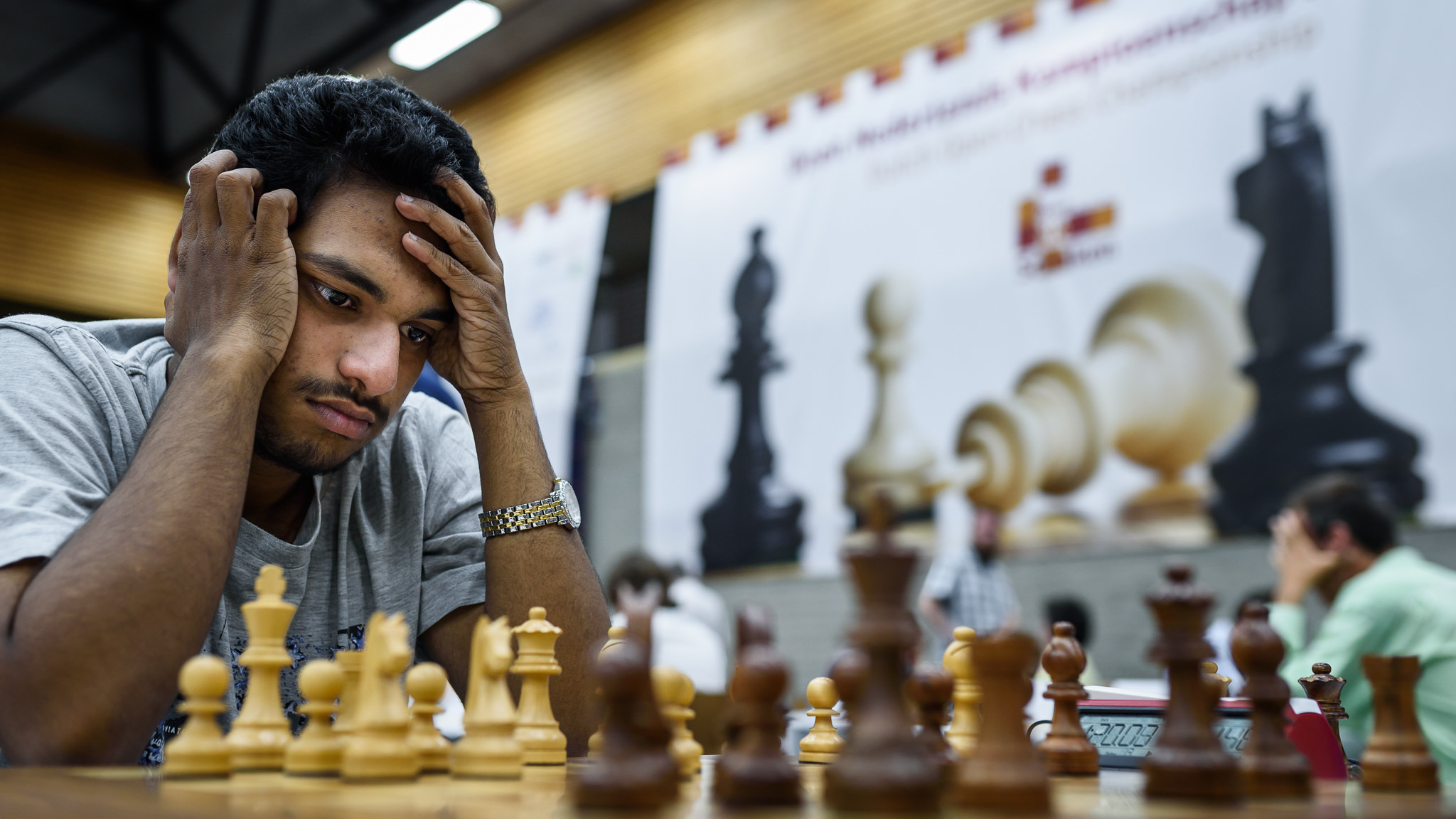 Saudi Arabia denies visas to Israel chess players