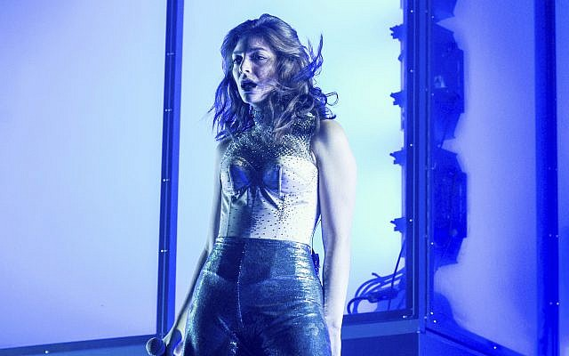 Lorde performs at Coachella Music & Arts Festival in Indio, California, on April 16, 2017. (Amy Harris/Invision/AP)