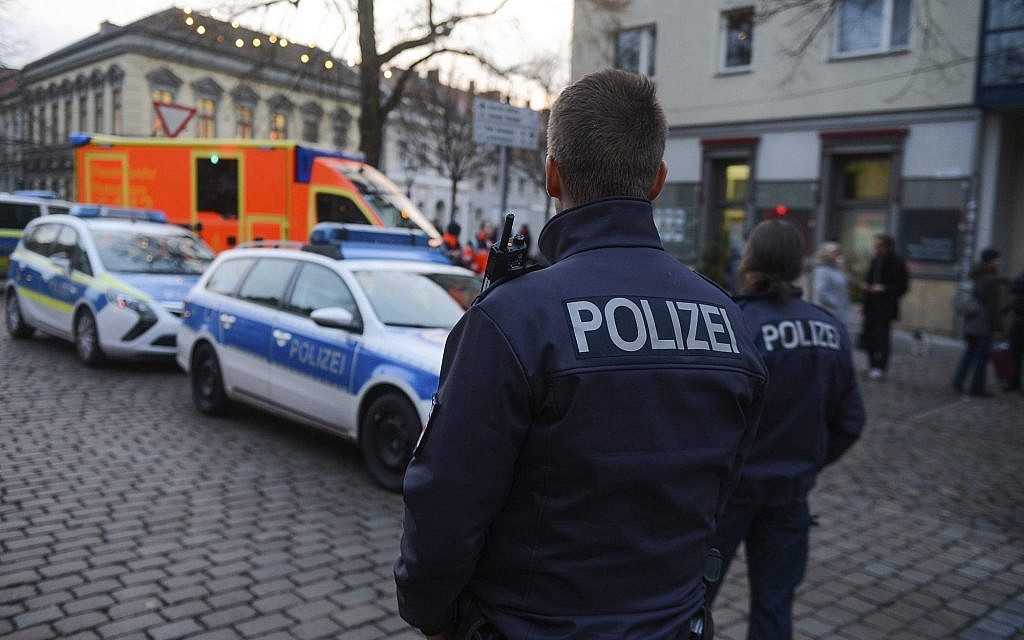 German police arrest Islamist terror cell said to be targeting Berlin synagogue
