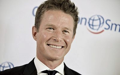 Billy Bush arrives at the Operation Smile's 2014 Smile Gala in Beverly Hills, California, September 19, 2014. (Richard Shotwell/Invision/AP, File)