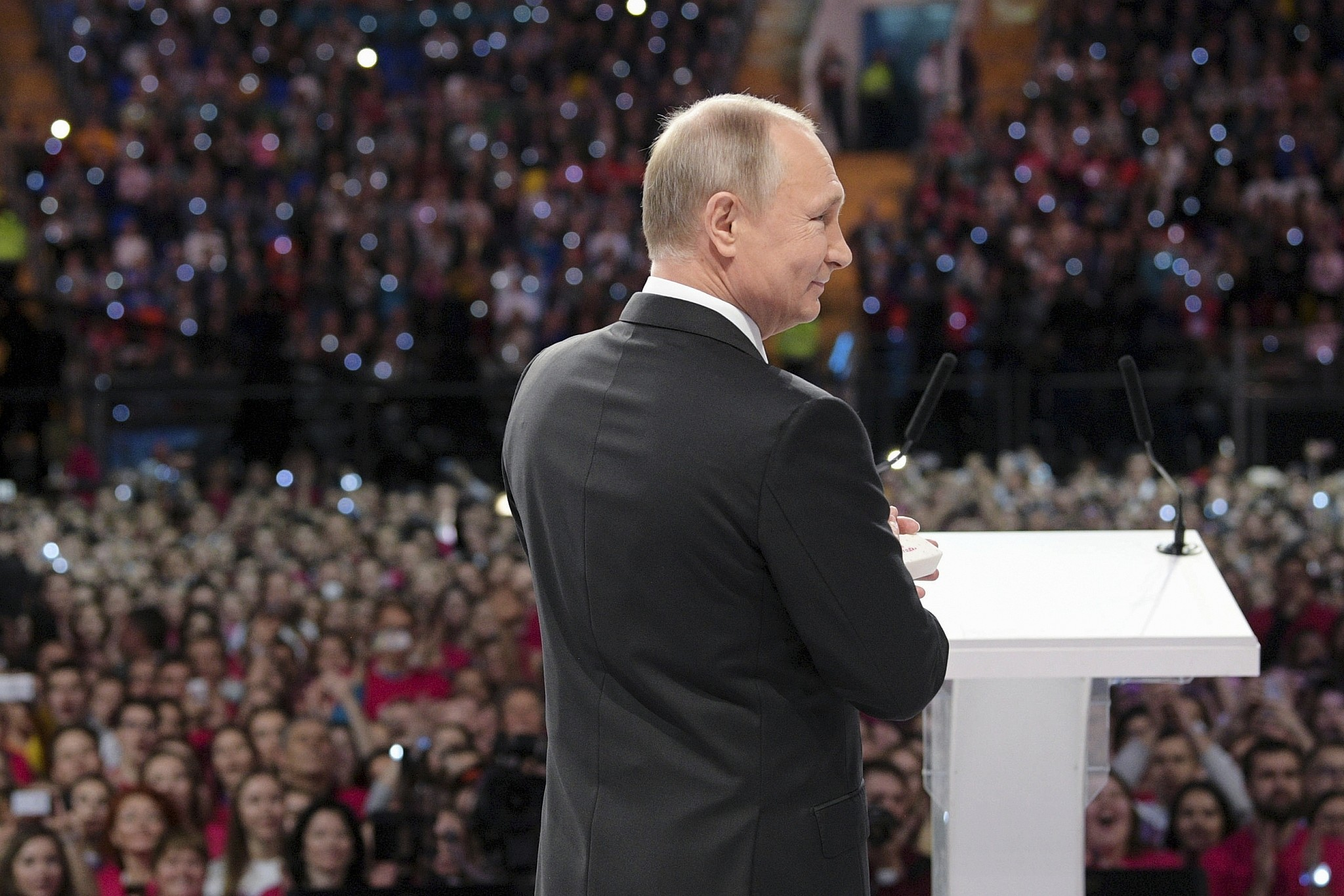 Zyuganov announced participation in presidential elections