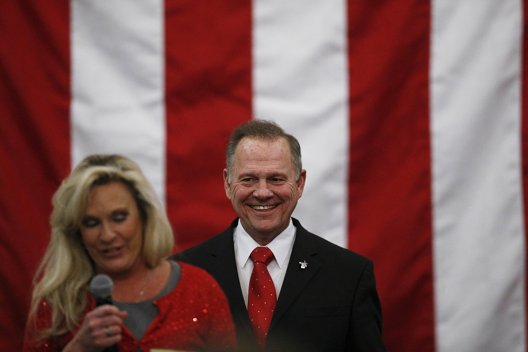 Roy Moore Accused Of Defamation By Alabama Woman