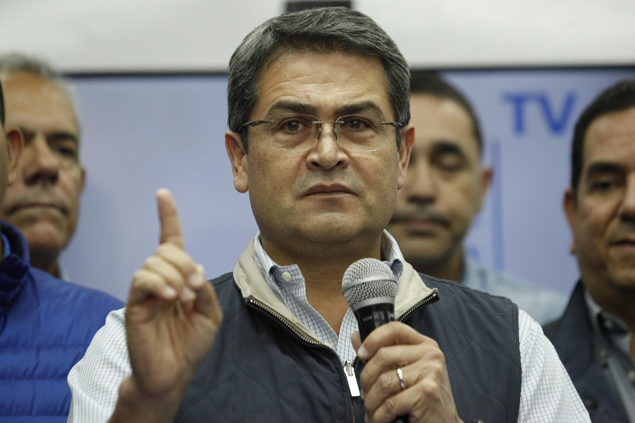 Juan Orlando Hernandez Reelected as President of Honduras