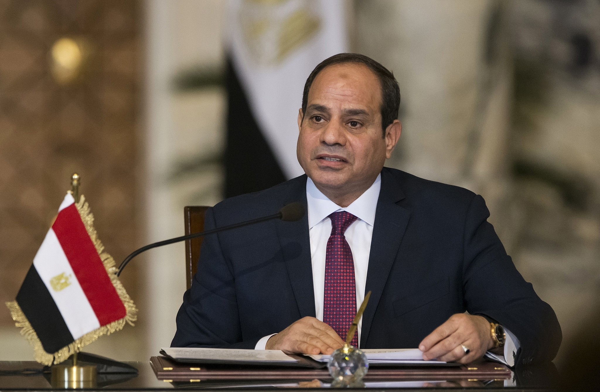 Egyptian president's backers say 12 million want him to ...