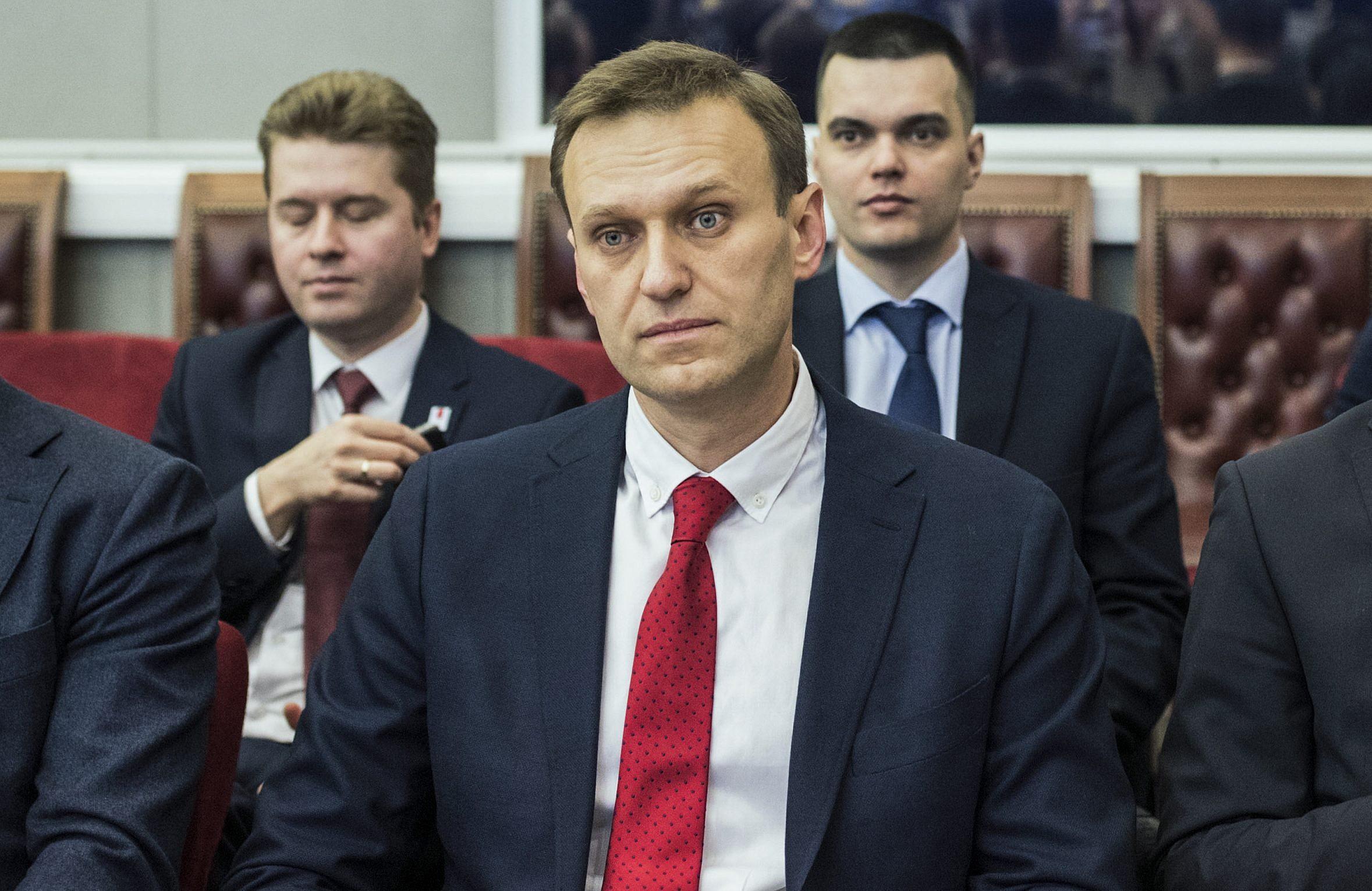 Putin oppositionen star for kaos