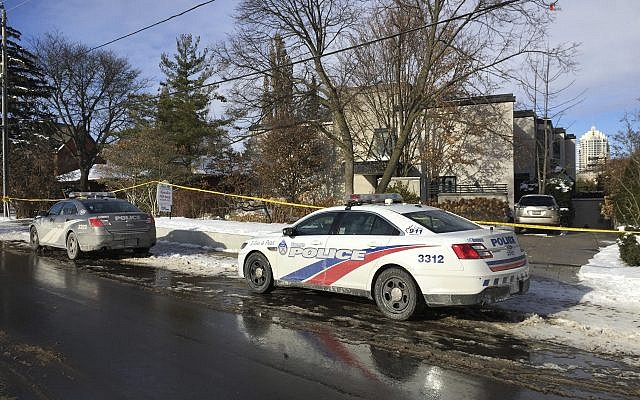 Jewish Toronto billionaire and wife murdered by multiple killers