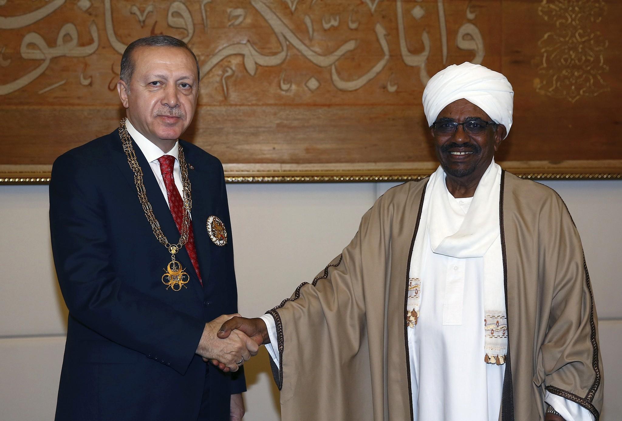 Turkish President Laughs Off Demand To Arrest Sudan Leader The