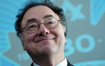 Barry Sherman (Photo by Dick Loek/Toronto Star. JTA via Getty Images)