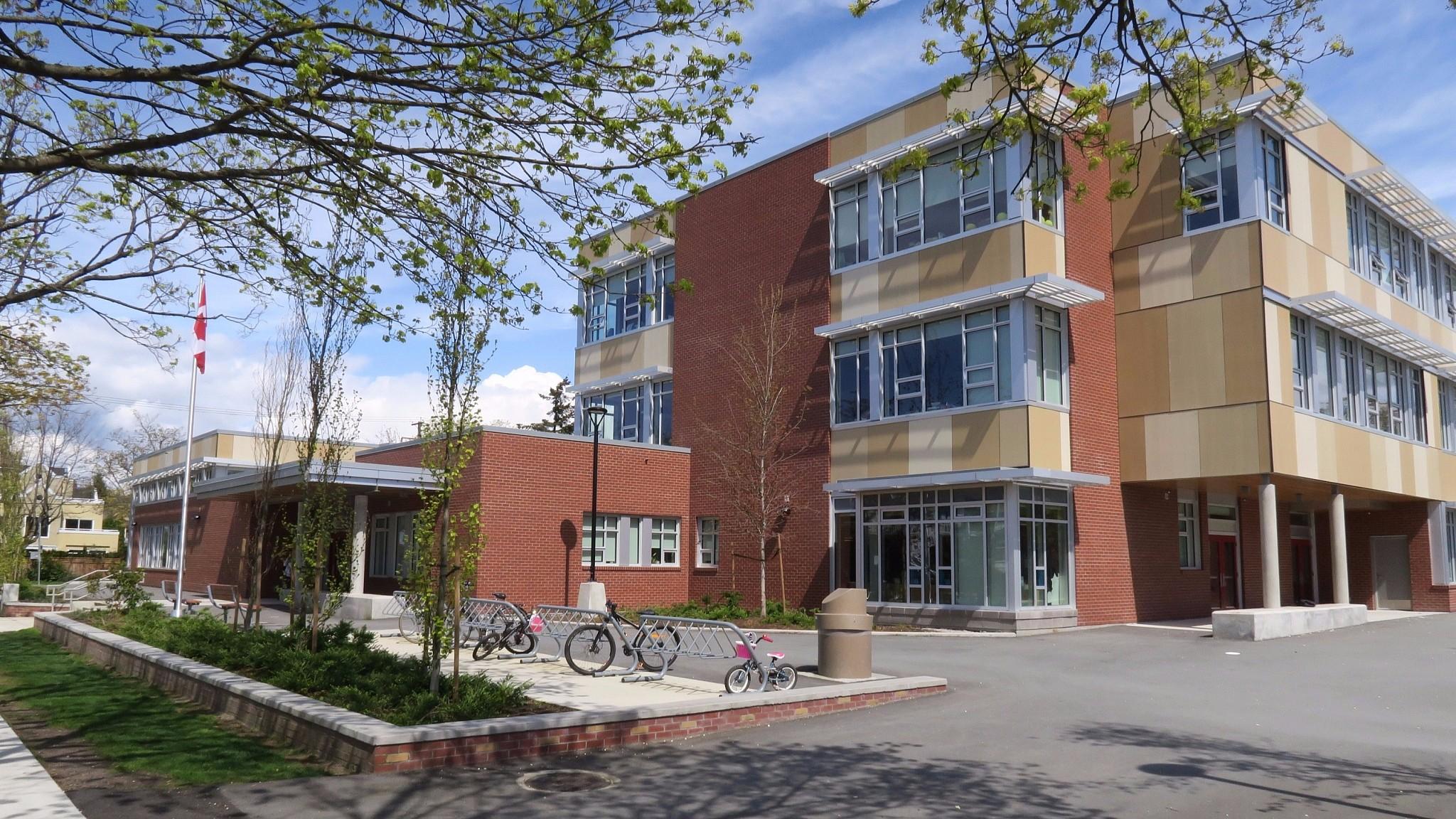 General Gordon Elementary School in Vancouver, Canada (Michael Sayachack via wikicommons)