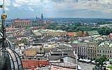 Krakow (Public domain, Rj1979, Wikimedia Commons)