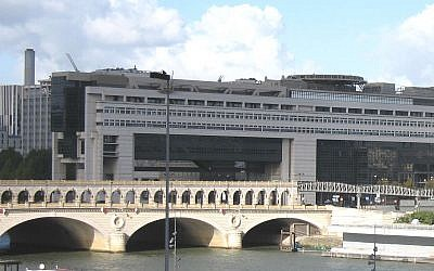 The French Ministry for the Economy and Finance in Paris (CC BY-SA Pline/Wikipedia)