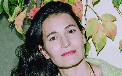 Author Nicole Krauss (Goni Riskin)