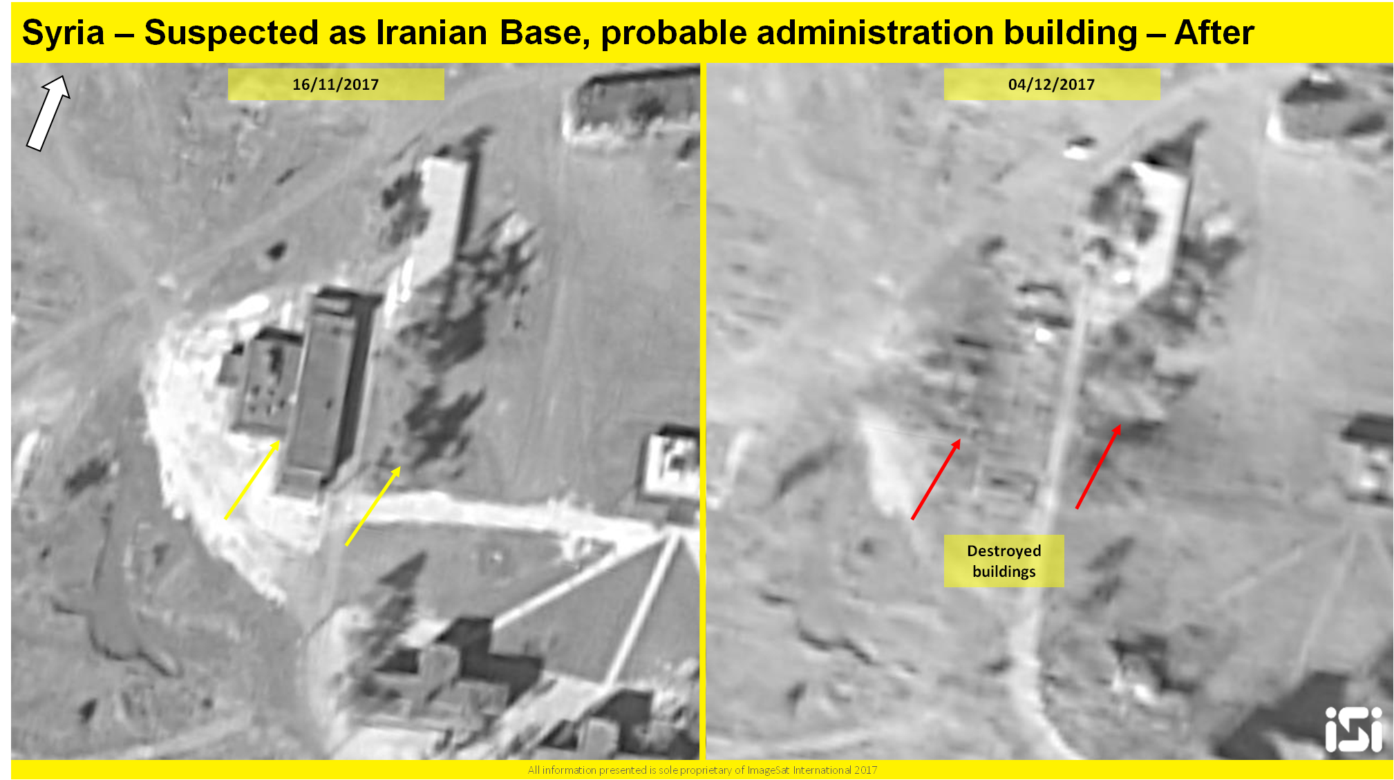 Israel Conducts Airstrikes Against Suspected Iranian Bases in Syria