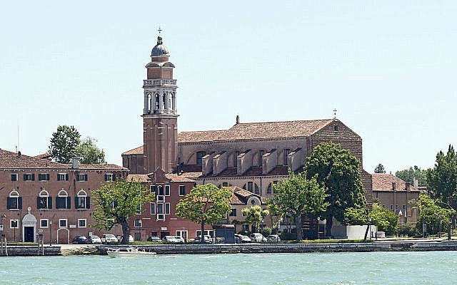 The church of San Nicolò al Lido (Venice), hosts half of St. Nicholas' relics. (Didier Descouens, CC-BY-SA, via wikipedia)
