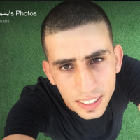 Image of 24-year-old Yasin Abu al-Qur'a from Talluza, near Nablus, who stabbed a security guard at the central bus station in Jerusalem on December 10, 2017. (Facebook)