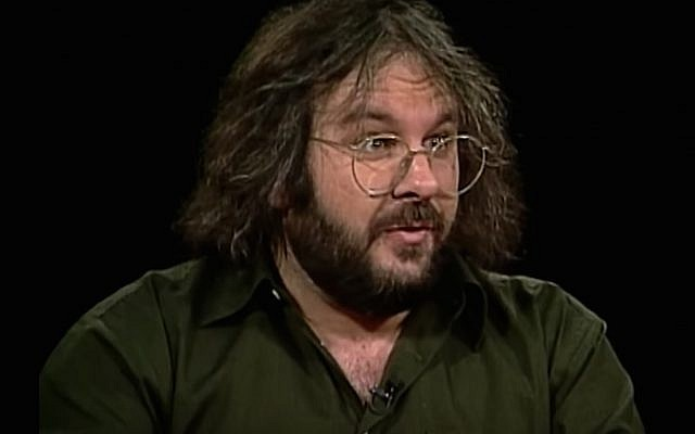 Peter Jackson (Screen capture: YouTube)