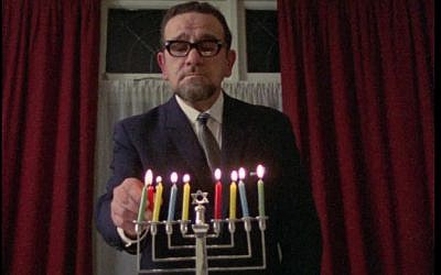 A still from the 1969 movie 'Some of my Best Friends,' part of the 'Jewish Britain on Film' project. (Courtesy)
