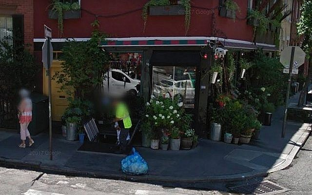 The Spotted Pig restaurant in New York. (Google maps)