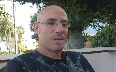 Asher Elmaliach, the security guard stabbed outside the Jerusalem Central Bus Station on December 10, 2017. (Facebook)