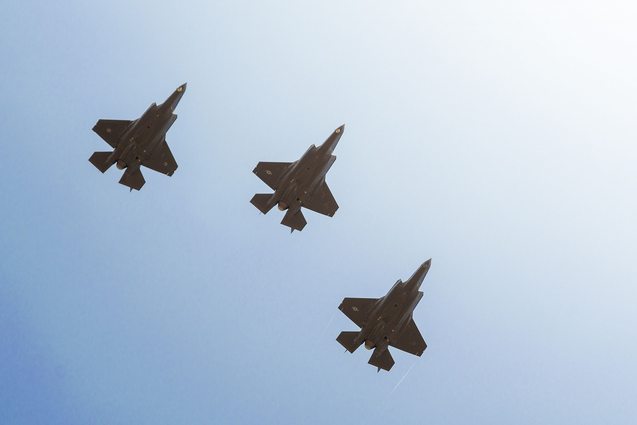 Israel Operationalizes First Set of F-35 Fighter Jets