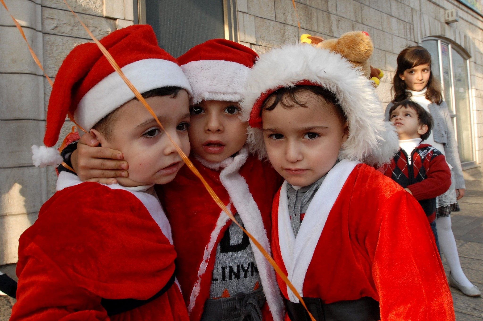 Nazareth cancels Christmas celebrations to protest U.S.  move on Jerusalem