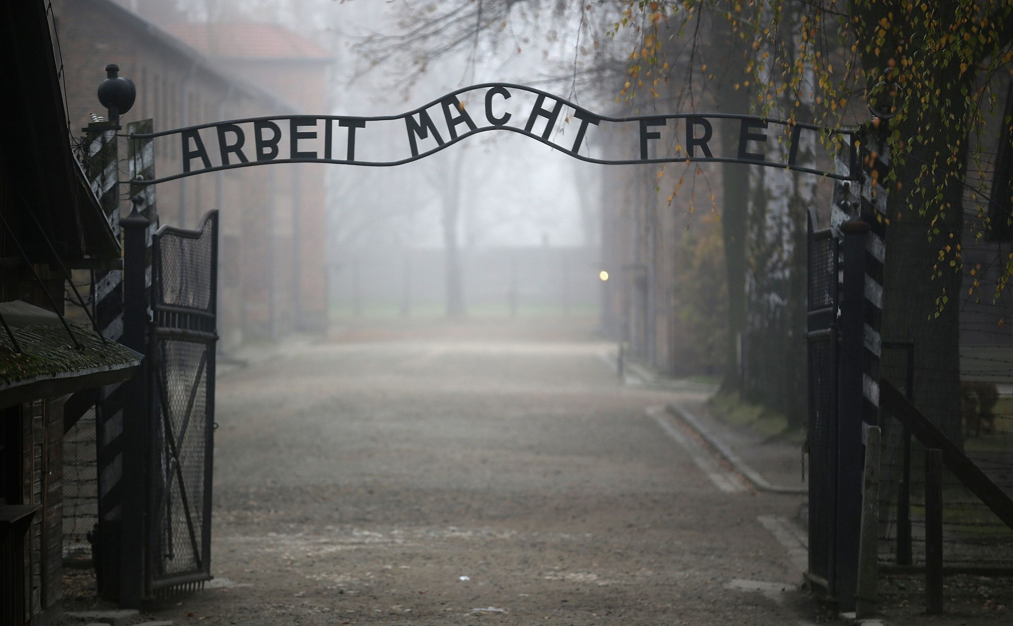 Criminal offense the use of the phrase Polish death camps