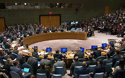 United Nations council mulls call for US Jerusalem decision to be withdrawn