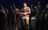 """Danny Burstein starring as Tevye in the 2015 Broadway revival of """"Fiddler on the Roof."""" (Joan Marcus)"""
