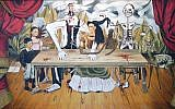 The Wounded Table, 1940 by Frida Kahlo (Public domain)