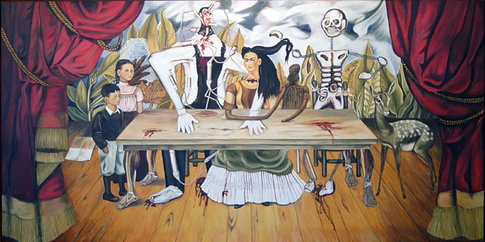 desperately seeking this frida kahlo painting last seen in poland the times of israel. Black Bedroom Furniture Sets. Home Design Ideas