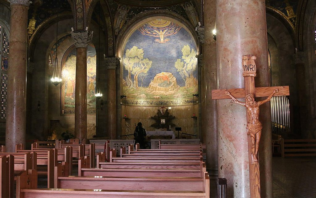 In Earthly Jerusalem The Legends Of Historical Churches Are A Saving Grace The Times Of Israel