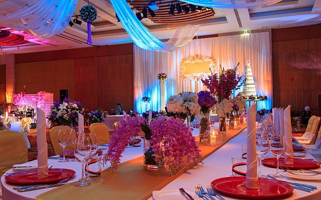 Illustrative image of decorated hall. (TwilightShow/iStock by Getty Images)