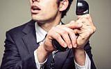 Phone fraud (Illustrative image: iStock)