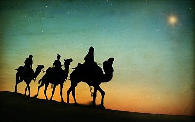 Illustrative: The Three Wise Men (Rawpixel/iStock)